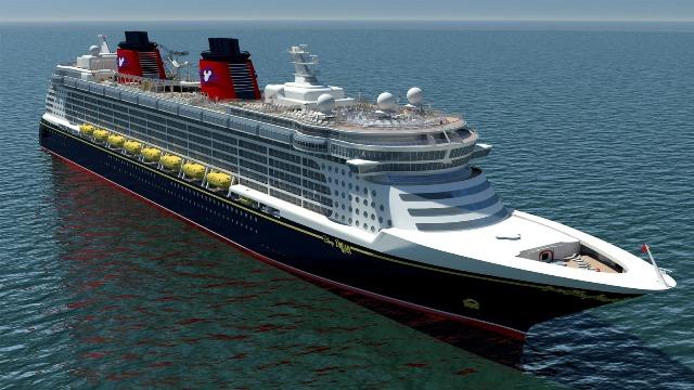 Disney Cruise Line recruta empregados de mesa/bar em Lisboa
