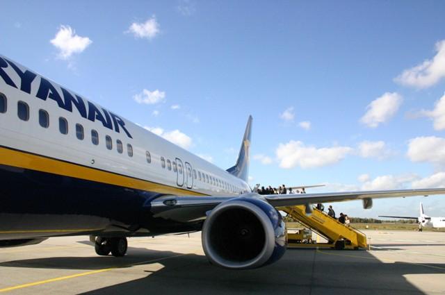 Recrutamento Ryanair em Lisboa e no Porto em Novembro
