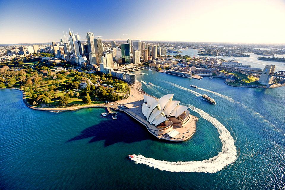 Como ir para a Austrália – Viver e Trabalhar