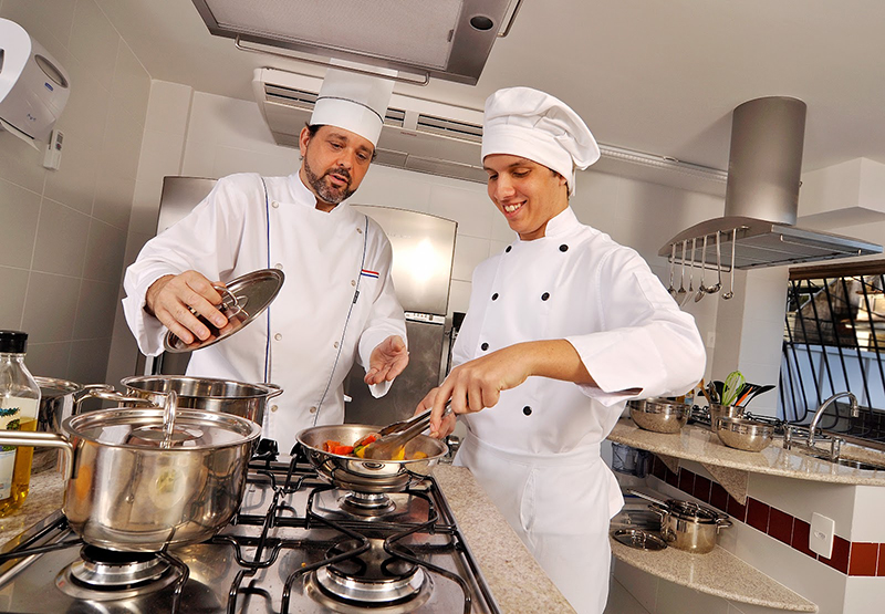 20 vagas para chefe de cozinha na Noruega