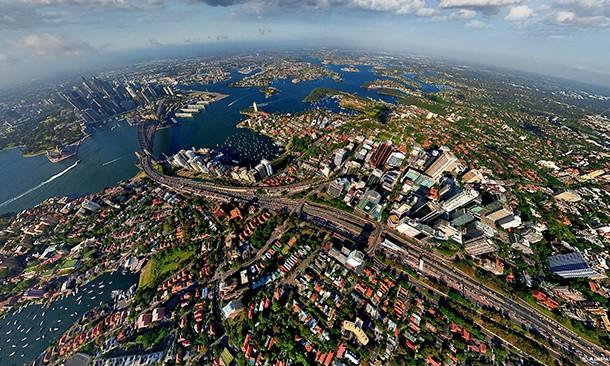 Alugar casa numa das mais caras cidades do mundo (Sydney)