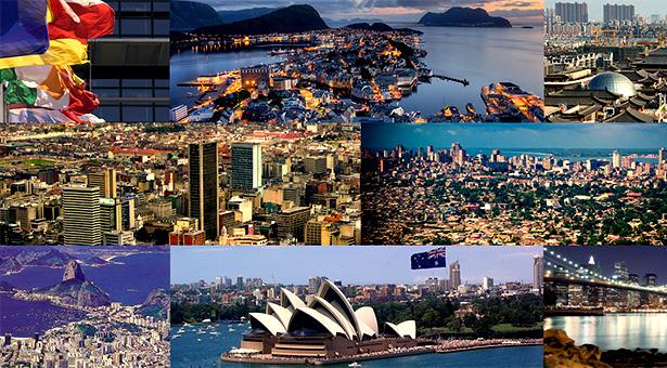 Quais os melhores países para emigrar em 2014?