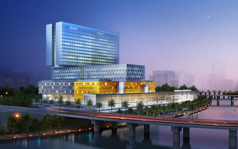 Recrutamento de técnicos de saúde para o Cleveland Clinic Abu Dhabi