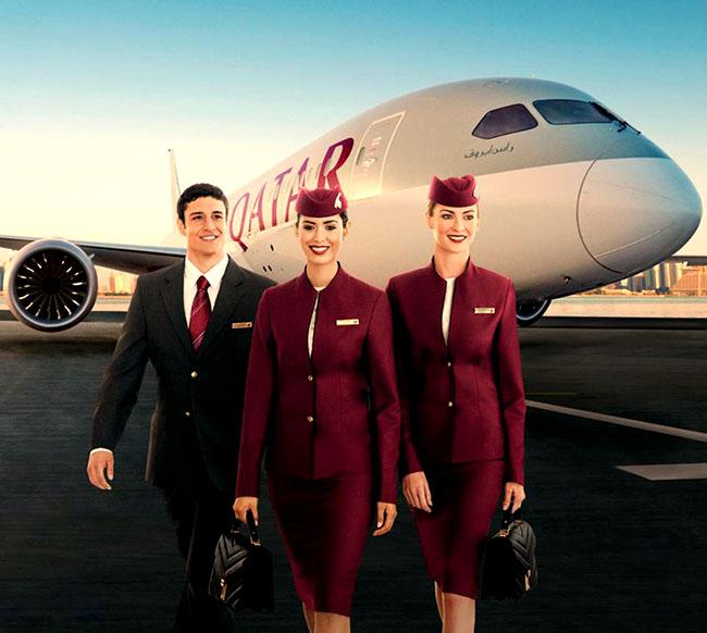 Qatar Airways a recrutar em Portugal em Abril