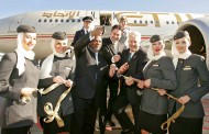 Etihad Airways recruta tripulantes de cabine em Portugal
