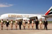 Emirates recruta em Lisboa e no Porto a 24 e 29 de Janeiro