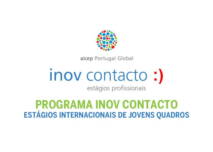 Programa Inov Contacto – Estágios Internacionais de Jovens Quadros