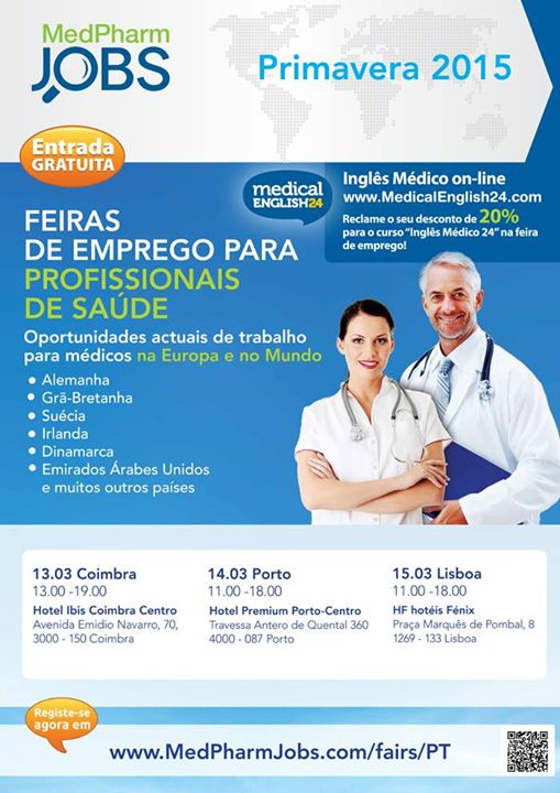 MedPharmCareers - Portugal