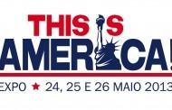This is America de 24 a 26 de Maio em Lisboa