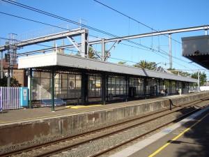 LewishamRailwayStationSydney