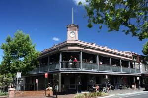 Surry Hills Clock Hotel