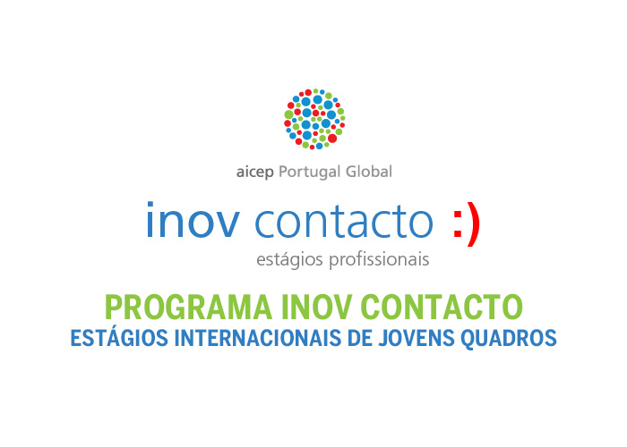 Programa Inov Contacto - Estágios Internacionais de Jovens Quadros