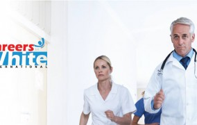 Careers in White – A Europa procura Profissionais de Saúde Portugueses